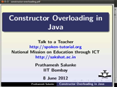 Constructor overloading - thumb