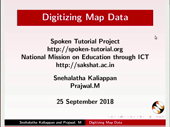 Digitizing Map Data - thumb