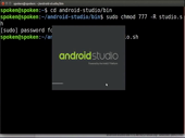 Installation of Android Studio - thumb