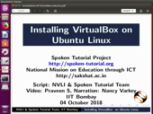 Installing VirtualBox on Ubuntu Linux OS - thumb