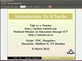 Introduction to KTurtle - thumb