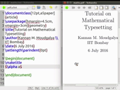 Mathematical Typesetting - thumb