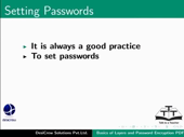 Basics of Layers Password Encryption PDF - thumb