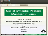 Synaptic Package Manager - thumb