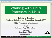 Working with Linux Process - thumb