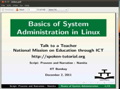 Basics of System Administration - thumb