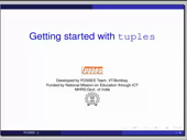 Getting started with tuples - thumb