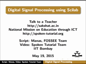 Digital Signal Processing - thumb