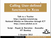 Calling User Defined Functions in XCOS - thumb