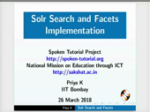 Solr Search and Facets Implementation - thumb