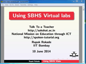 Using SBHS Virtual Labs on Windows - thumb