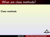 Object Oriented Programming Methods - thumb