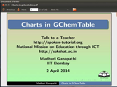 Charts in GChemTable - thumb