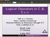 Logical Operators - thumb
