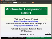 Arithmetic Comparison - thumb