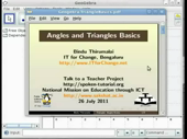 Angles and Triangles Basics - thumb