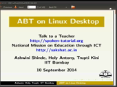 ABT for Linux - thumb