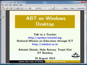 ABT for Windows - thumb