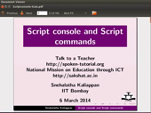 Script Console and Script Commands - thumb
