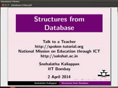 Structures from Database - thumb