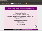 Proteins and Macromolecules - thumb