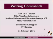 Writing Commands - thumb