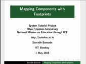 Mapping Components with Footprints - thumb
